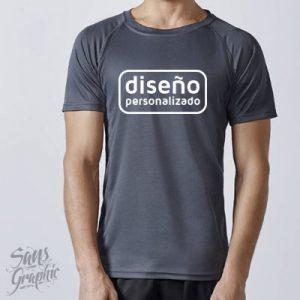 Camiseta técnica chico