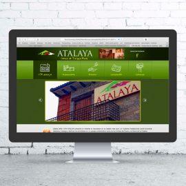 Web Centro Turismo Rural Atalaya
