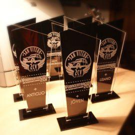 Trofeos Concentración 2CV San Vitero