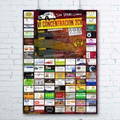 VI Concentración 2CV San Vitero