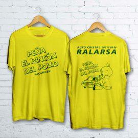 Camisetas El Rincón del Pollo