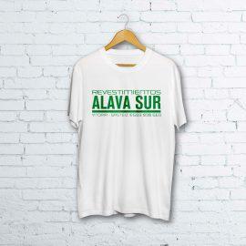 Camisetas Alava Sur
