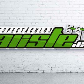 Logotipo Espectáculos Aliste
