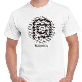 Camisetas V Aniversario Confidentia