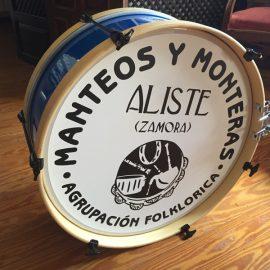 Vinilo Bombo Manteos y Monteras