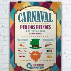 Carnaval Pub Dos Duendes
