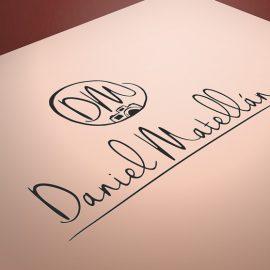Logotipo Fotografía Daniel Matellán