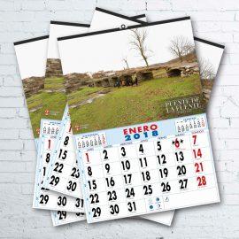 Calendarios Puente de la Fuente (Fradellos)