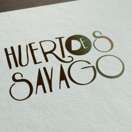 Logotipo Huertos de Sayago