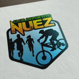 Logotipo Club Deportivo Nuez