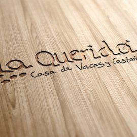 Logotipo La Querida