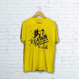 Camisetas I Carrera de la Salud