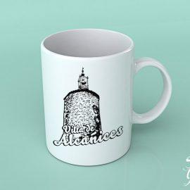 Taza Torre del Reloj Alcañices