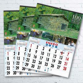 Calendarios Molino La Puente (Ufones)