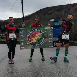 Bandera Club Trail la Raya