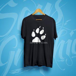 Camiseta Huella Sierra de la Culebra