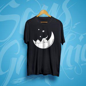 Camiseta Lobezno Sierra de la Culebra