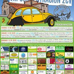 VIII Concentración de 2CV (San Vitero)