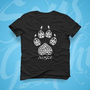 Camiseta Huella Celta Aliste