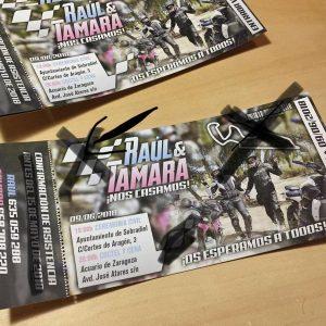 250 Invitaciones Jose Maria